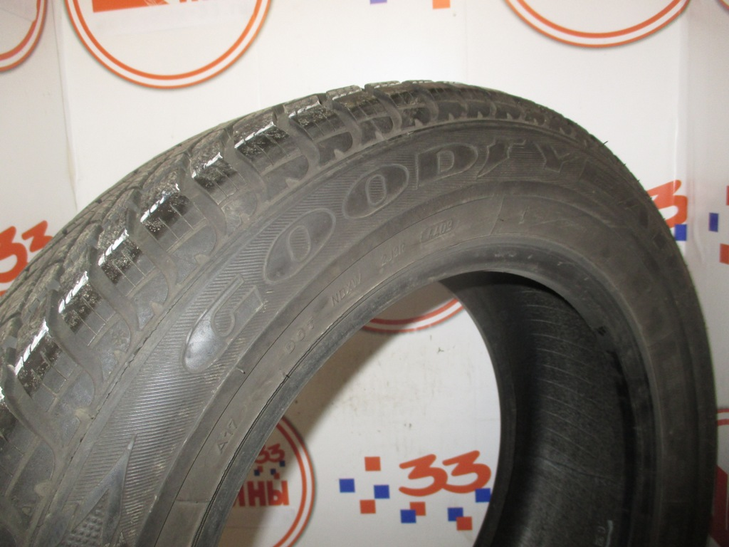 Б/У 205/60 R16 Зима GOODYEAR Eagle Ultra Grip GW-3 Кат. 3