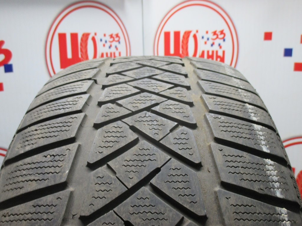 Б/У 235/55 R17 Зима DUNLOP SP Winter Sport M-2 Кат. 5