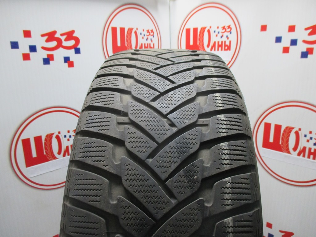 Б/У 225/50 R17 Зима DUNLOP SP Winter Sport M-3 RSC Кат. 5