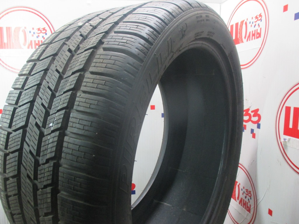 Б/У 315/35 R20 Зима PIRELLI Scorpion Ice & Snow RSC Кат. 3