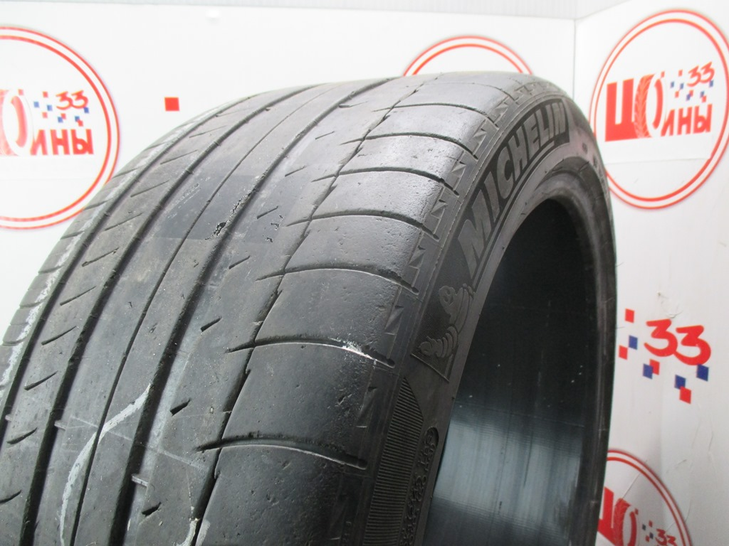 Б/У 295/35 R21 Лето MICHELIN Latitude Sport Кат. 5