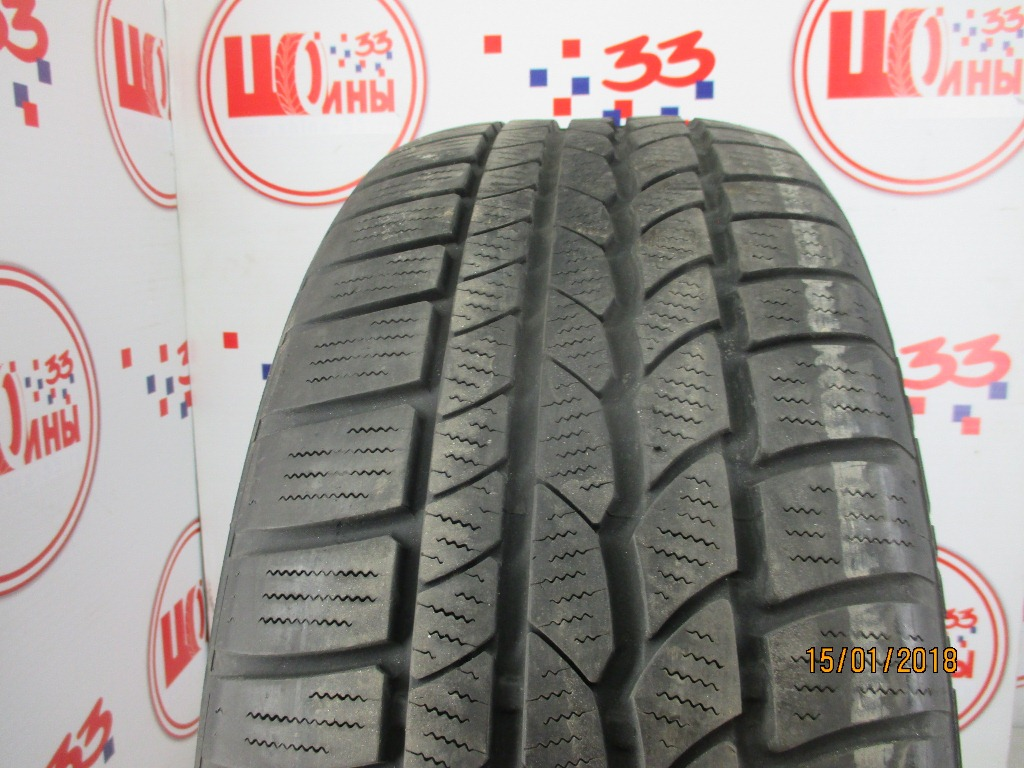 Б/У 255/55 R18 Зима CONTINENTAL 4*4 Winter Contact Кат. 2
