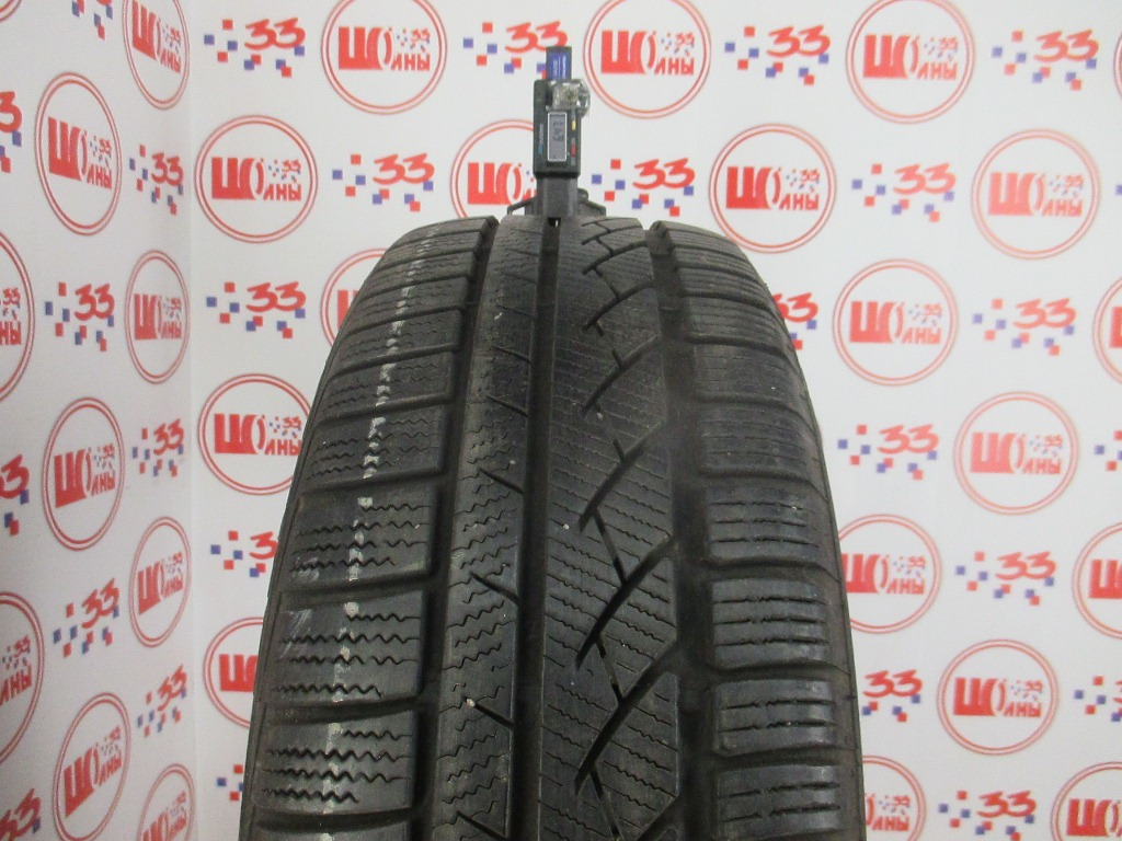 Б/У 205/55 R16 Зима CONTINENTAL C.Winter Contact TS-810 Кат. 3