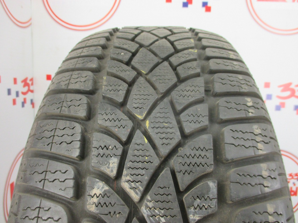 Б/У 215/55 R16 Зима DUNLOP SP Winter Sport 3-D Кат. 4