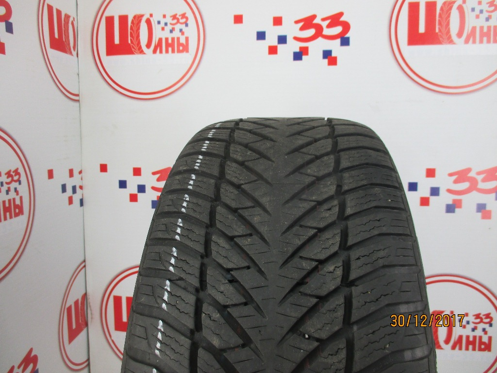 Б/У 225/50 R17 Зима GOODYEAR Eagle Ultra Grip GW-3 RSC Кат. 4
