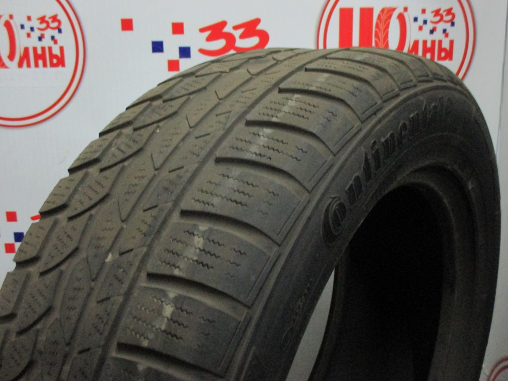 Б/У 225/55 R16 Зима CONTINENTAL C.Winter Contact TS-790 Кат. 4