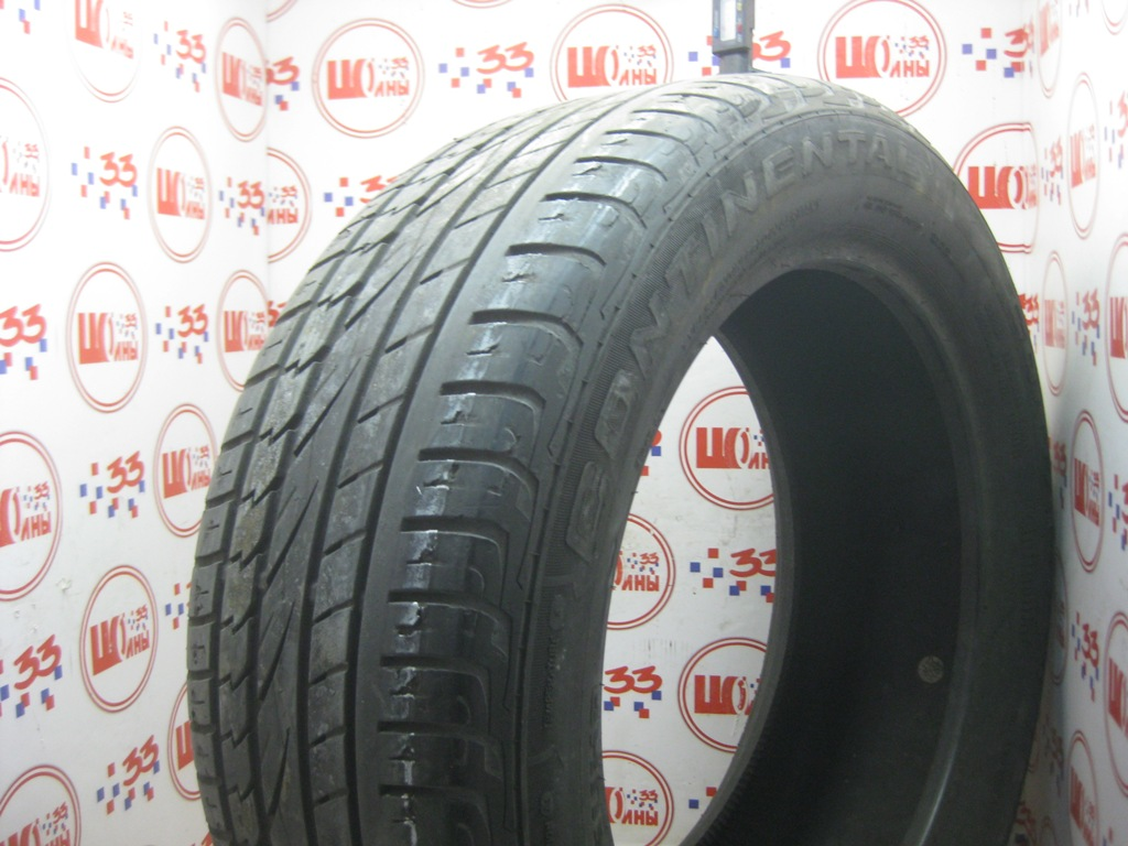 Б/У 255/50 R19 Лето CONTINENTAL C.Cross Contact UHP RSC Кат. 5