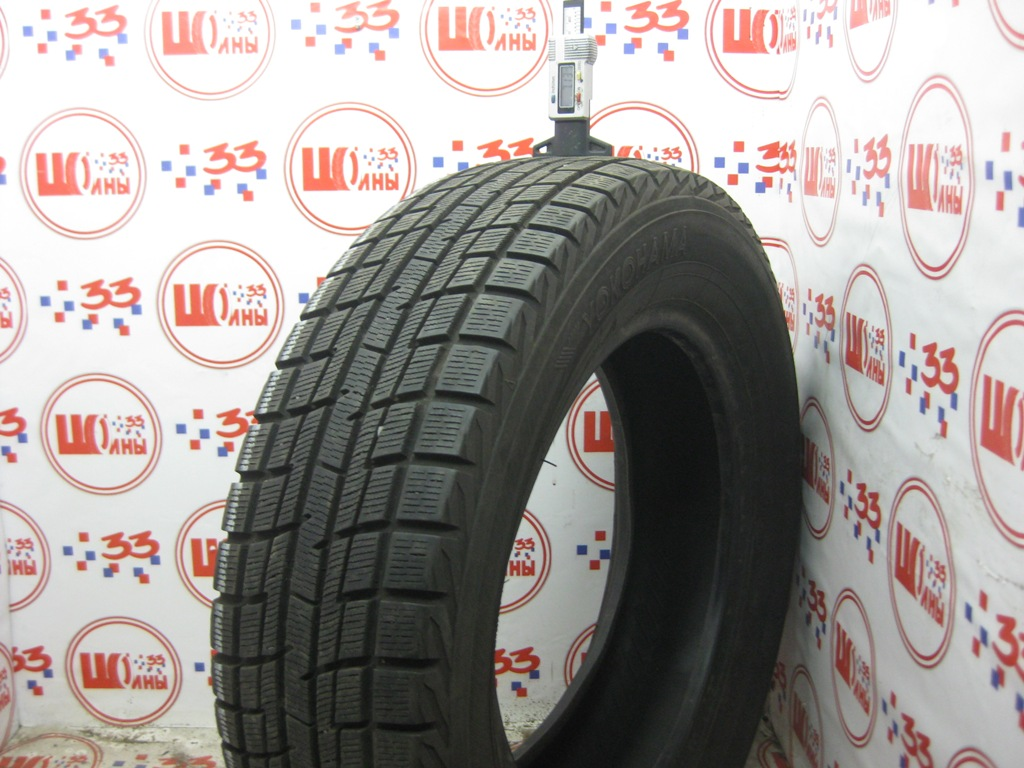Б/У 175/65 R14 Зима YOKOHAMA Ice Guard IG-30 Кат. 2