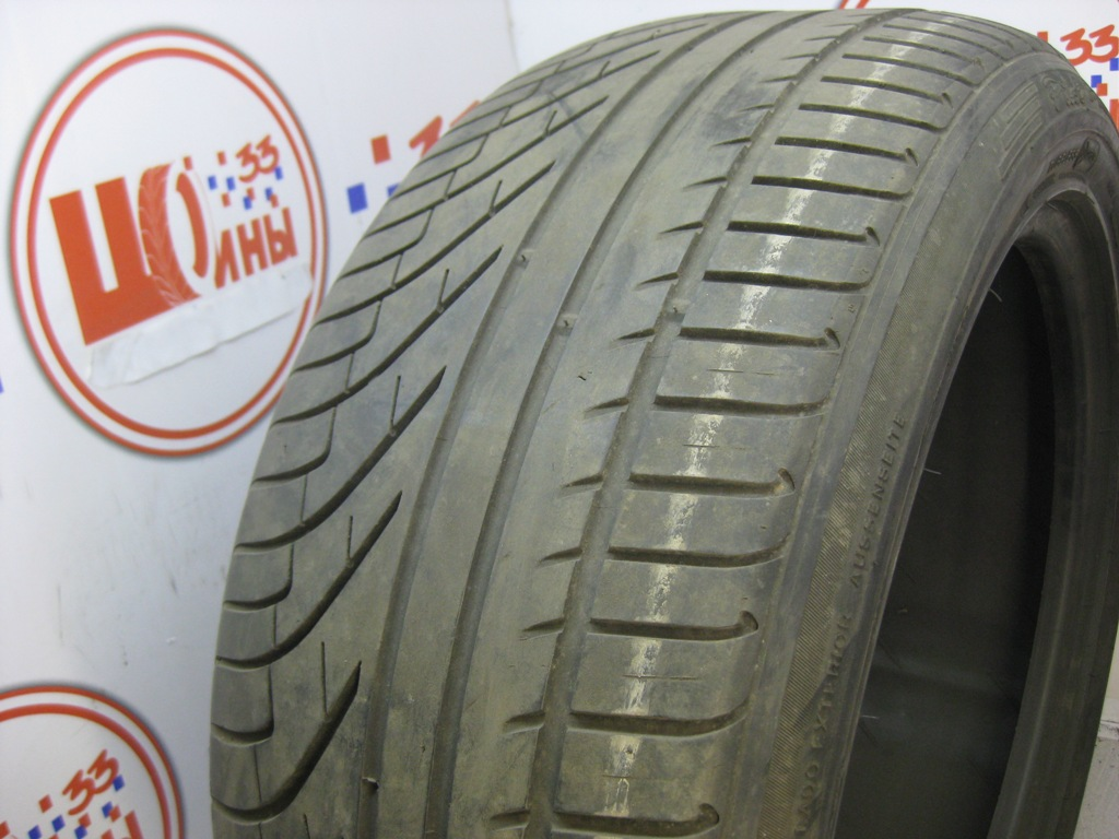 Б/У 245/45 R17 Лето MICHELIN Pilot Primacy Кат. 5