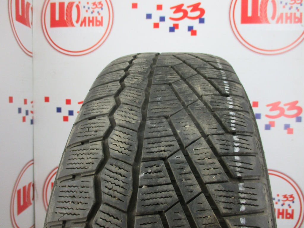 Б/У 195/65 R15 Зима CONTINENTAL C.Viking Contact-5 Кат. 5
