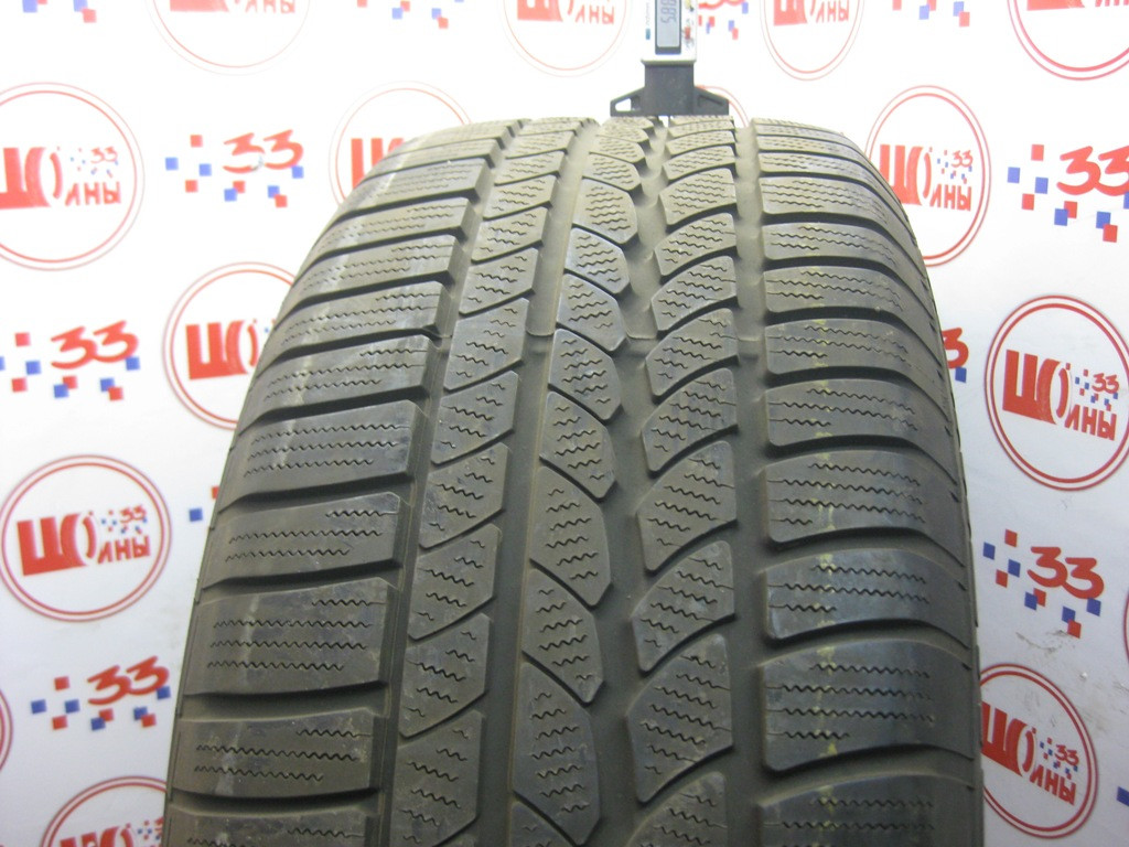 Б/У 255/55 R18 Зима CONTINENTAL 4*4 Winter Contact RSC Кат. 3