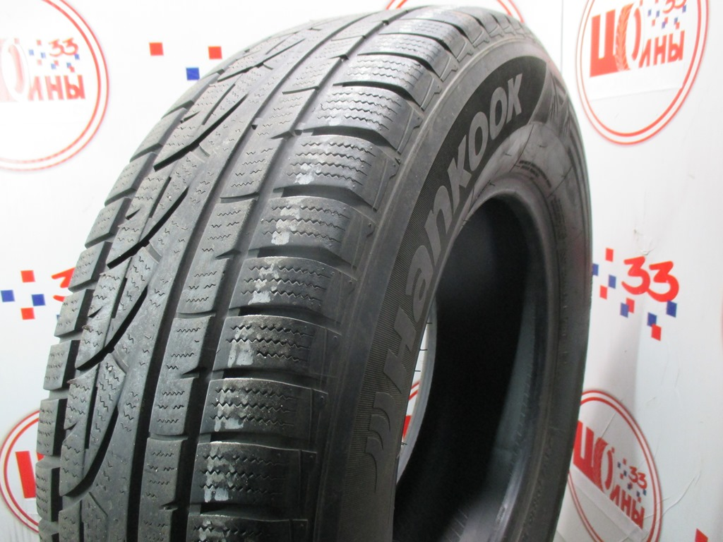 Б/У 235/70 R16 Зима HANKOOK Winter I*Cept W-310 Кат. 5