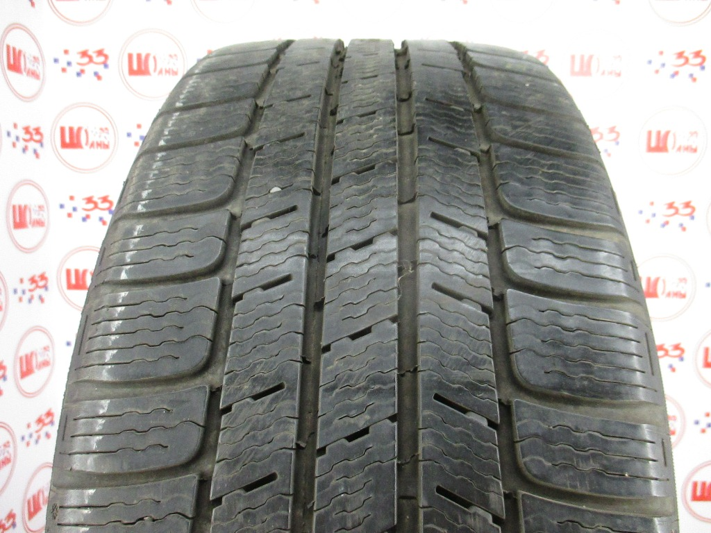 Б/У 255/55 R18 Зима MICHELIN Latitude Alpin HP Кат. 3