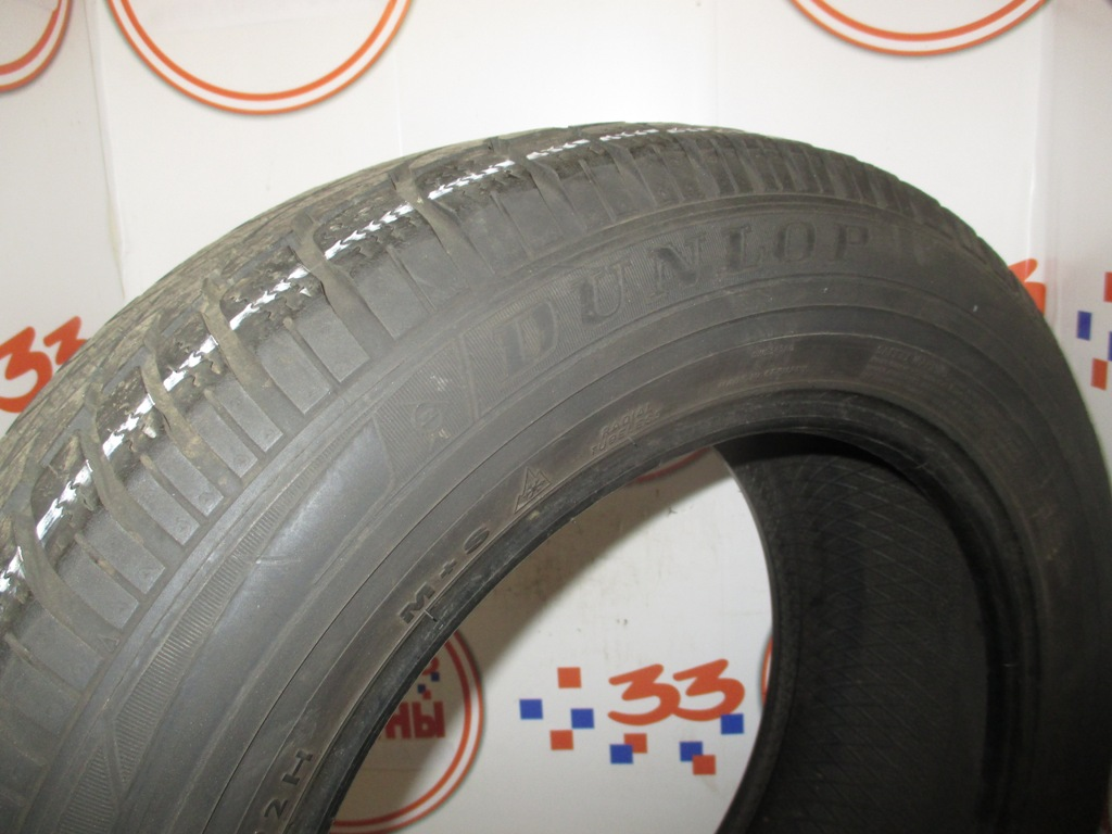 Б/У 205/60 R16 Зима DUNLOP SP Winter Sport 3-D Кат. 4