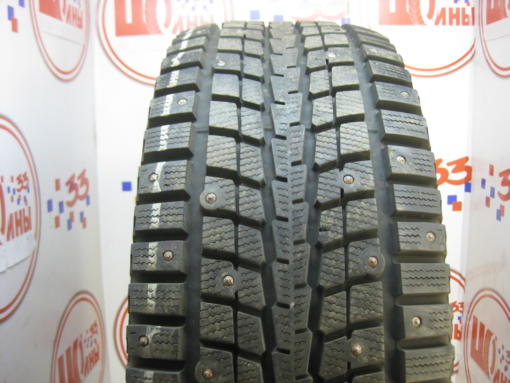 Б/У 265/65 R17 Зима Шипы  DUNLOP SP Winter Ice-01 Кат. 3