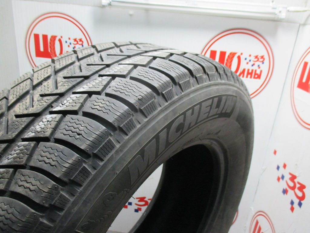 Б/У 265/65 R17 Зима MICHELIN Latitude Alpin Кат. 4