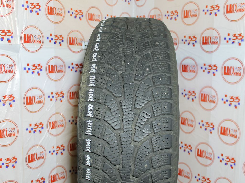Б/У 265/50 R20 Зима Шипы  HANKOOK Winter I*Pike RW-11 Кат. 2