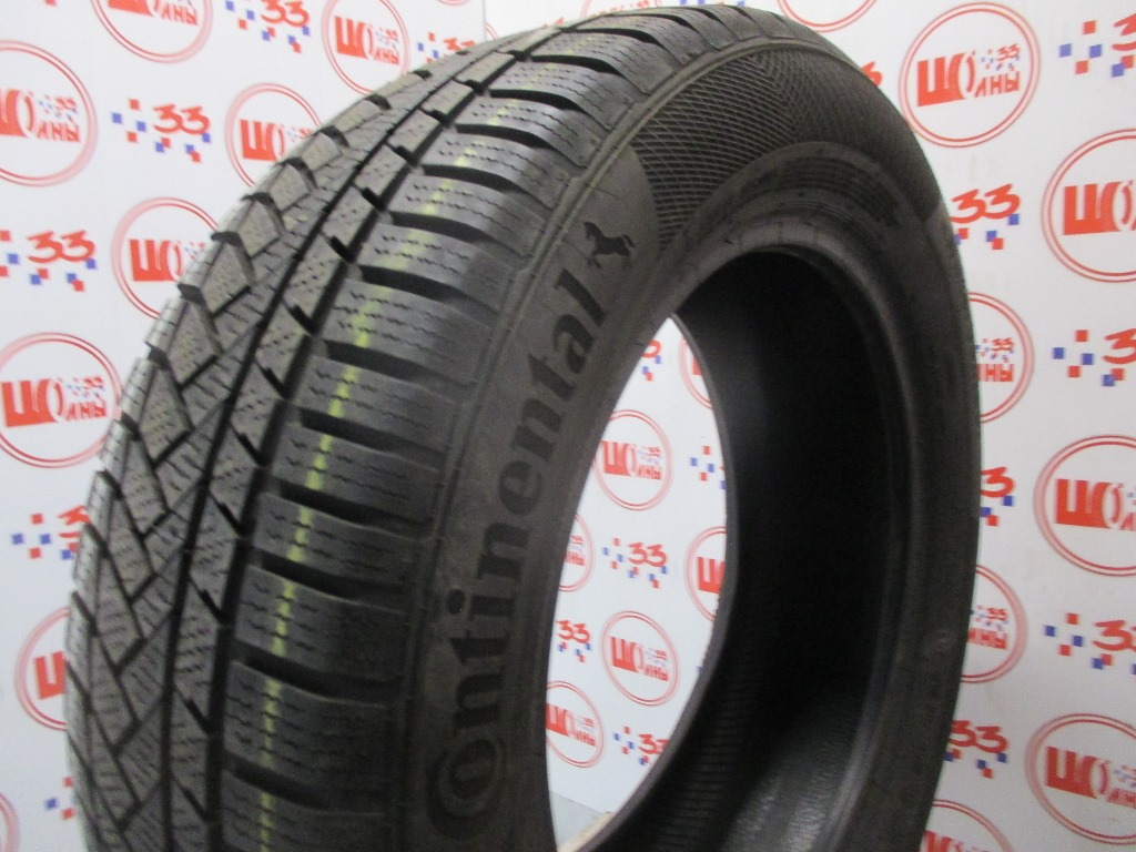 Б/У 205/60 R16 Зима CONTINENTAL C.Winter Contact TS-830Р Кат. 3