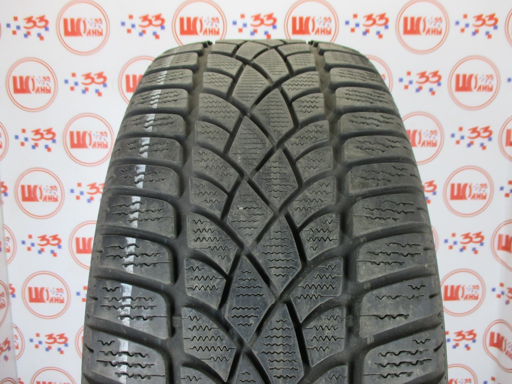 Б/У 235/45 R19 Зима DUNLOP SP Winter Sport 3-D Кат. 4