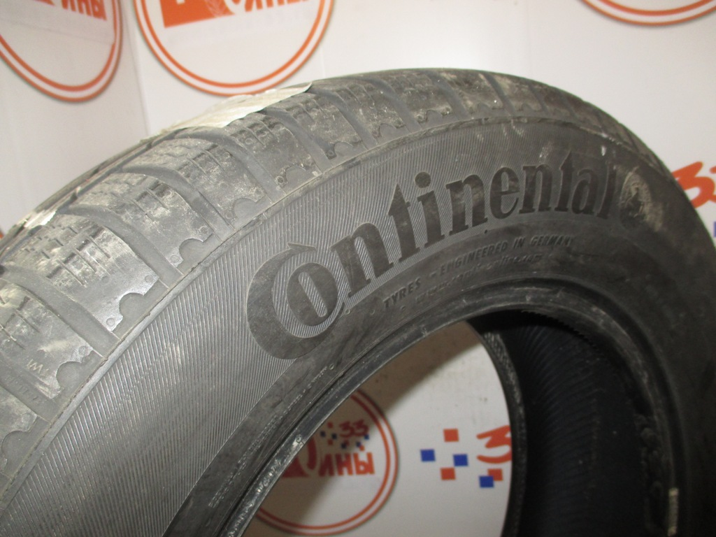 Б/У 215/65 R16 Зима CONTINENTAL C.Cross Contact Winter Кат. 4