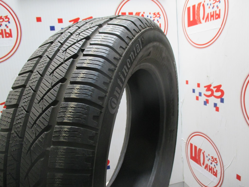 Б/У 205/60 R15 Зима CONTINENTAL C.Winter Contact TS-810 Кат. 2