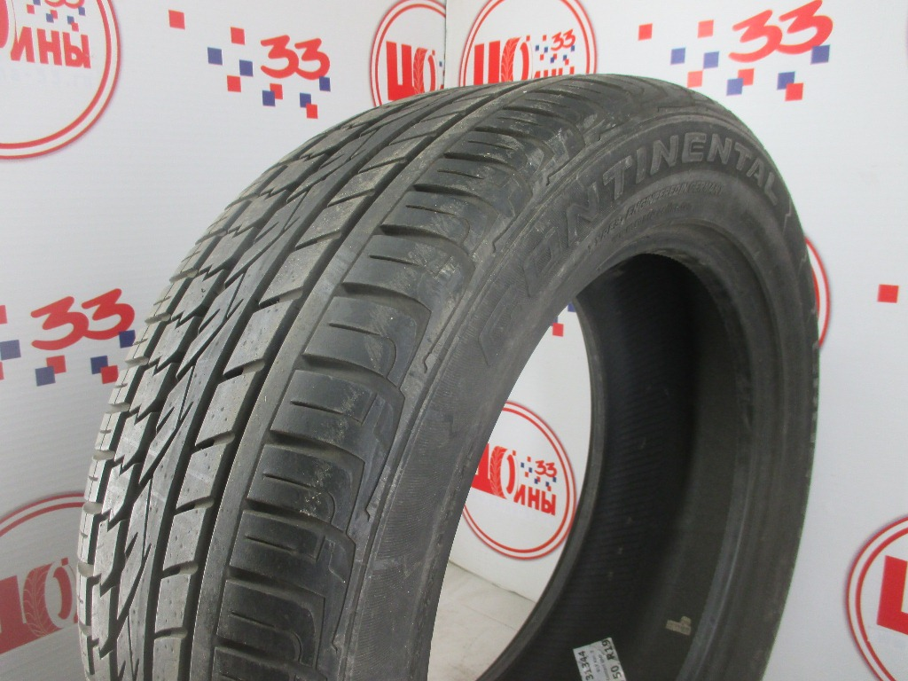 Б/У 265/50 R19 Лето CONTINENTAL C.Cross Contact UHP Кат. 3