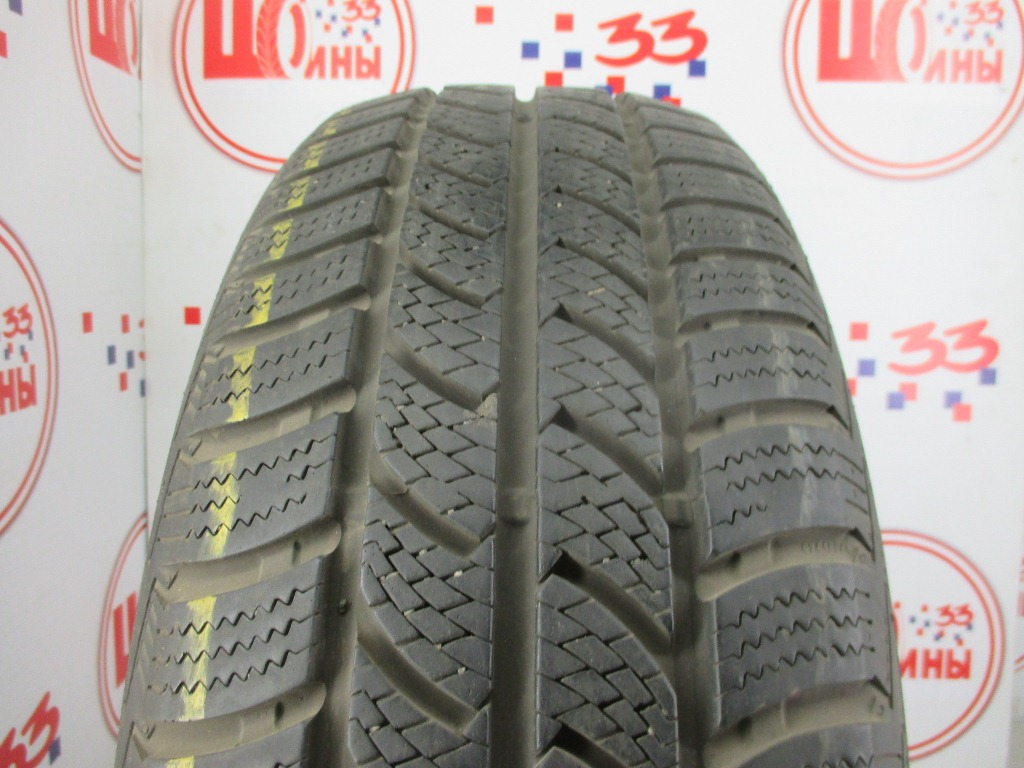 Б/У 215/60 R17С Зима CONTINENTAL Vanco Winter 2 Кат. 2
