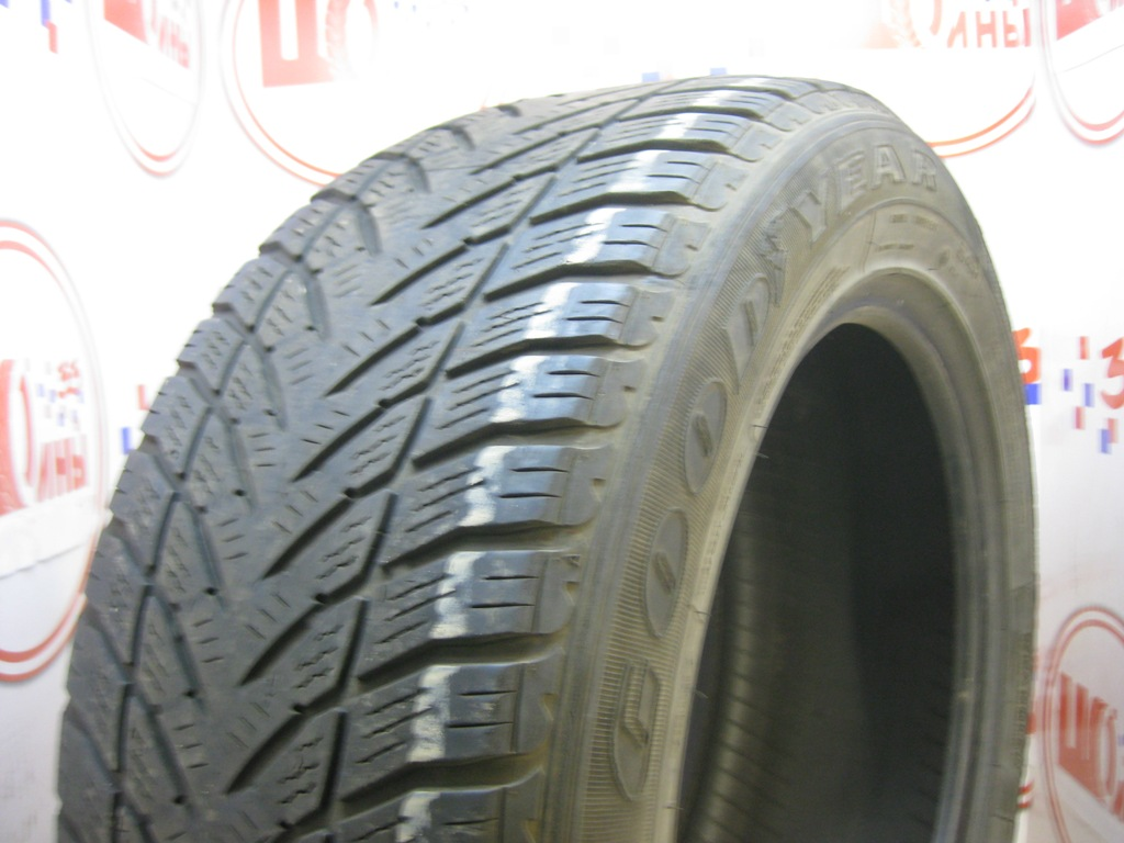 Б/У 255/55 R18 Зима GOODYEAR Wrangler Ultra Grip RSC Кат. 4