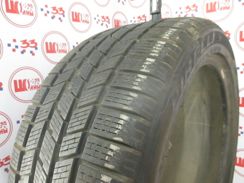 Б/У 275/40 R20 Зима PIRELLI Scorpion Ice & Snow RSC Кат. 3