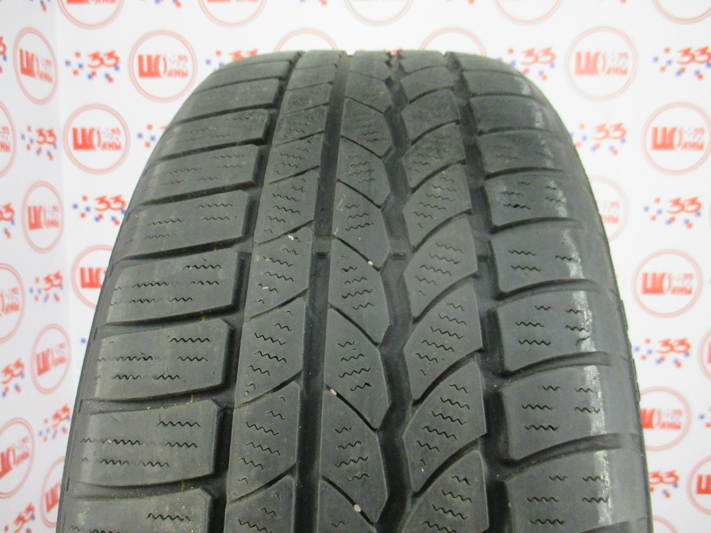 Б/У 255/50 R19 Зима CONTINENTAL 4*4 Winter Contact RSC Кат. 3