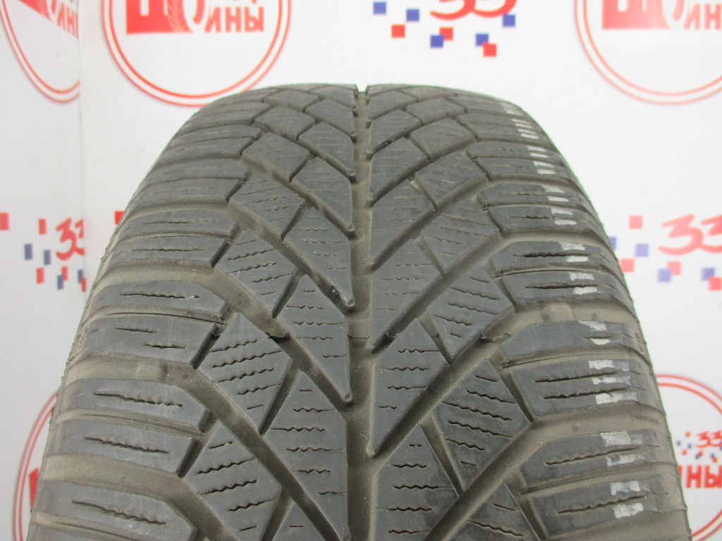 Б/У 215/55 R16 Зима CONTINENTAL C.Winter Contact TS-830 Кат. 4