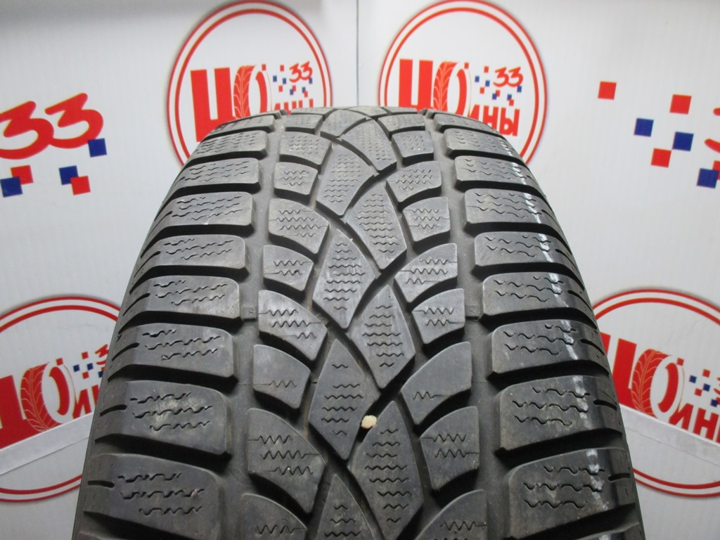 Б/У 235/65 R17 Зима DUNLOP SP Winter Sport 3-D Кат. 4