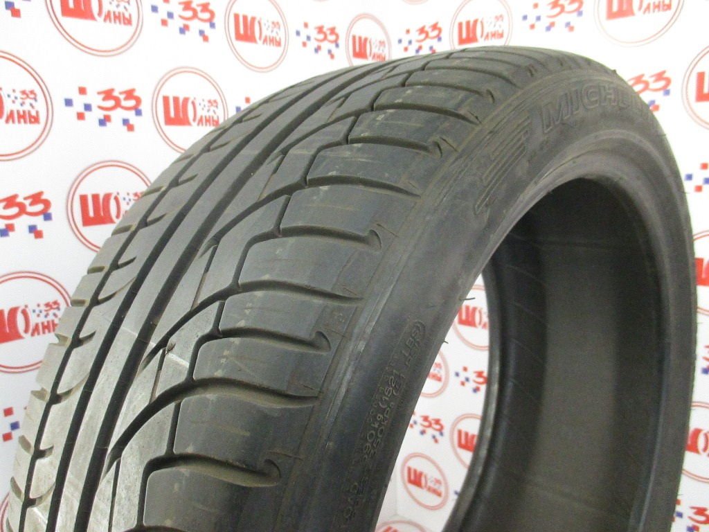 Б/У 245/40 R20 Лето MICHELIN Pilot Primacy Кат. 2