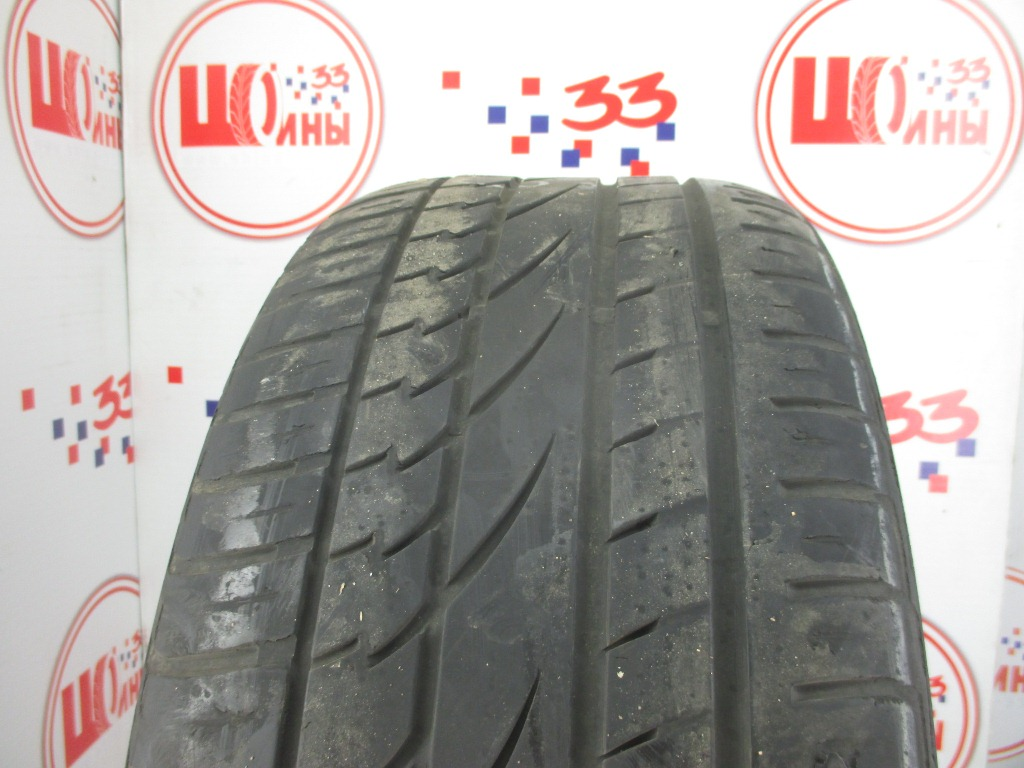 Б/У 255/50 R19 Лето CONTINENTAL C.Cross Contact UHP Кат. 5