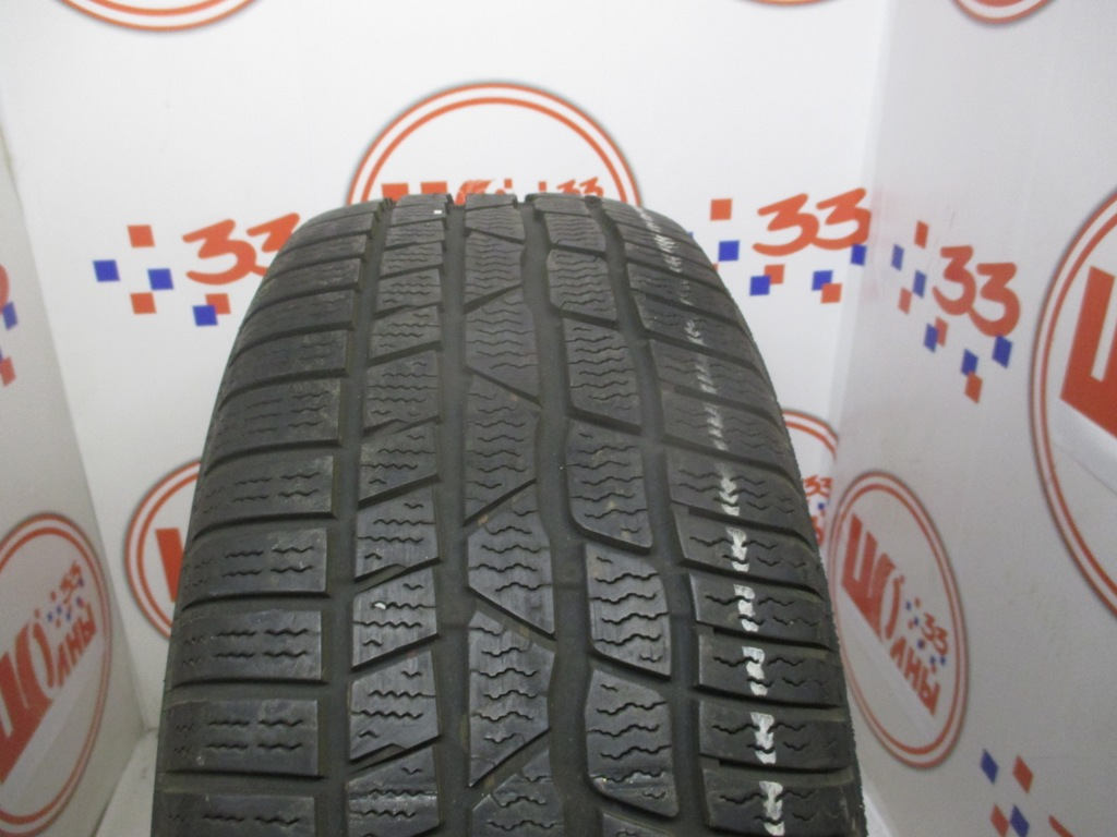 Б/У 215/60 R16 Зима CONTINENTAL C.Winter Contact TS-810 Кат. 3