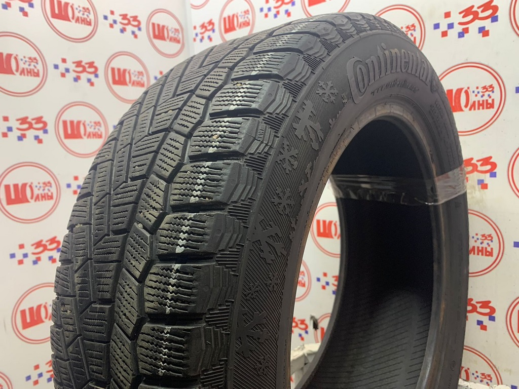Б/У 205/55 R16 Зима CONTINENTAL C.Viking Contact-5 Кат. 5