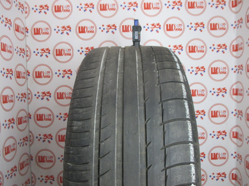Б/У 275/45 R20 Лето MICHELIN Latitude Sport Кат. 4