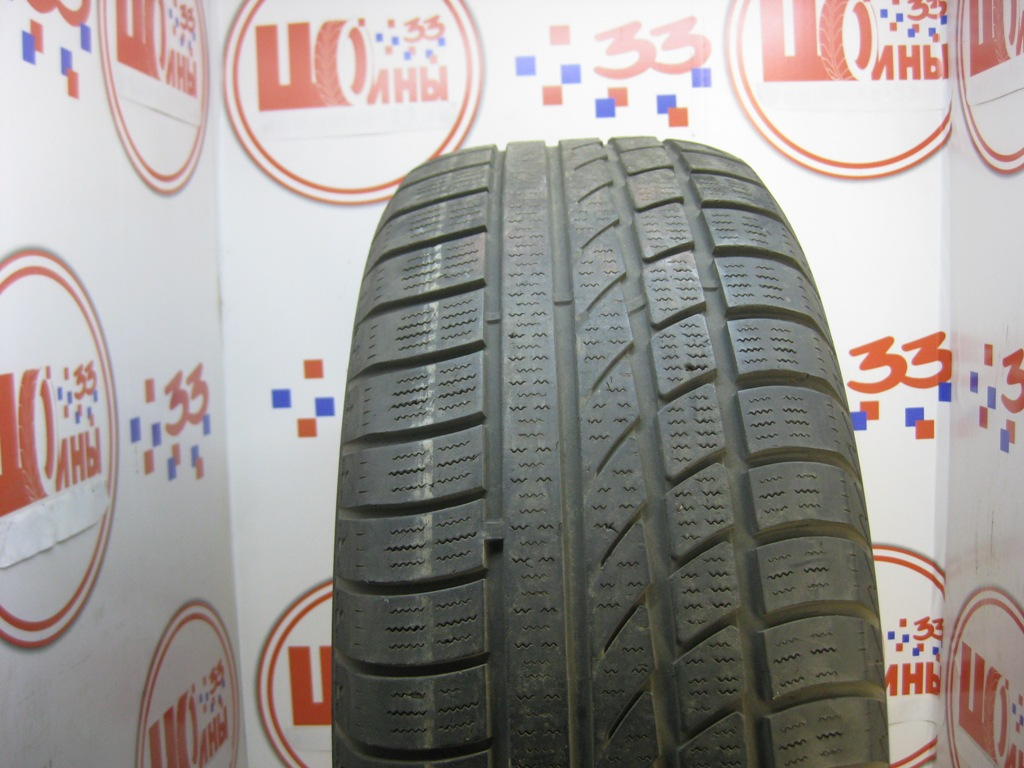 Б/У 235/65 R17 Зима HANKOOK Ice Bear W-300 Кат. 5