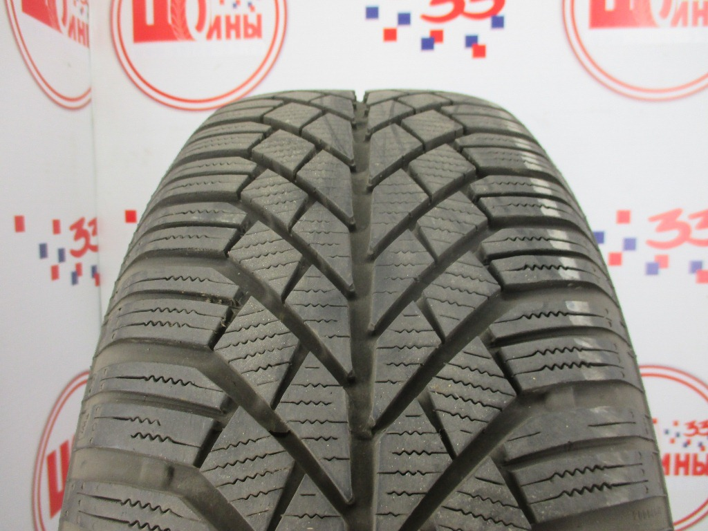 Б/У 215/55 R16 Зима CONTINENTAL C.Winter Contact TS-830 Кат. 2