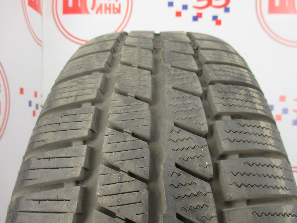 Б/У 195/55 R16 Зима CONTINENTAL C.Winter Contact TS-810S RSC Кат. 4