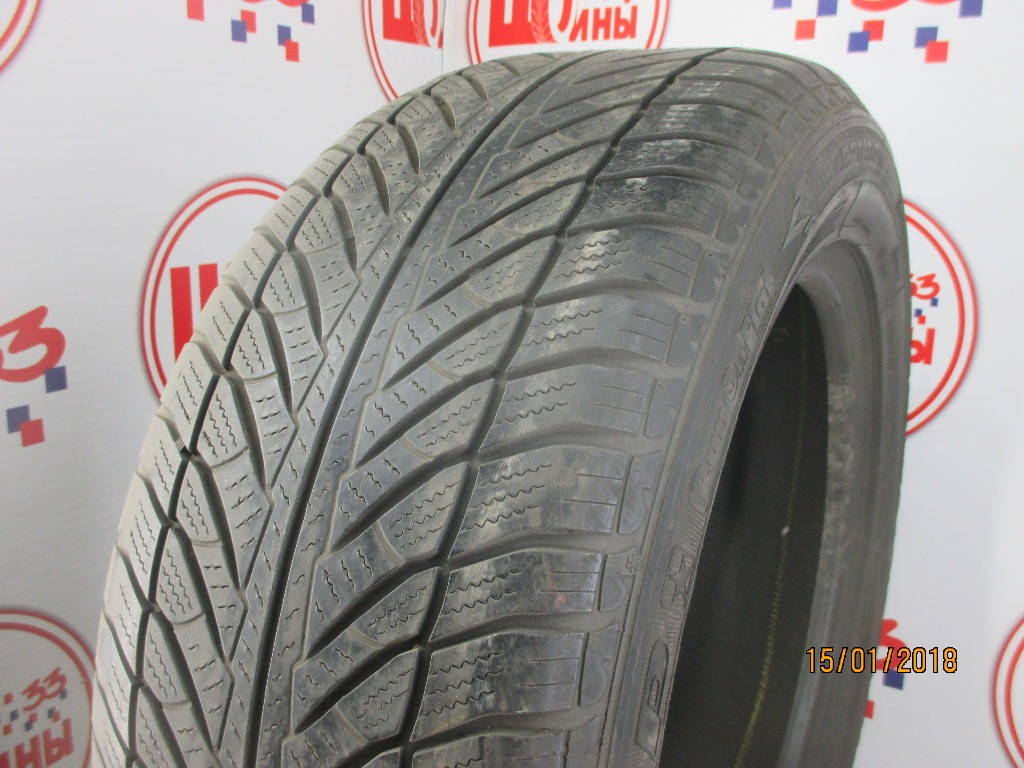 Б/У 255/55 R18 Зима GOODYEAR Wrangler Ultra Grip RSC Кат. 5