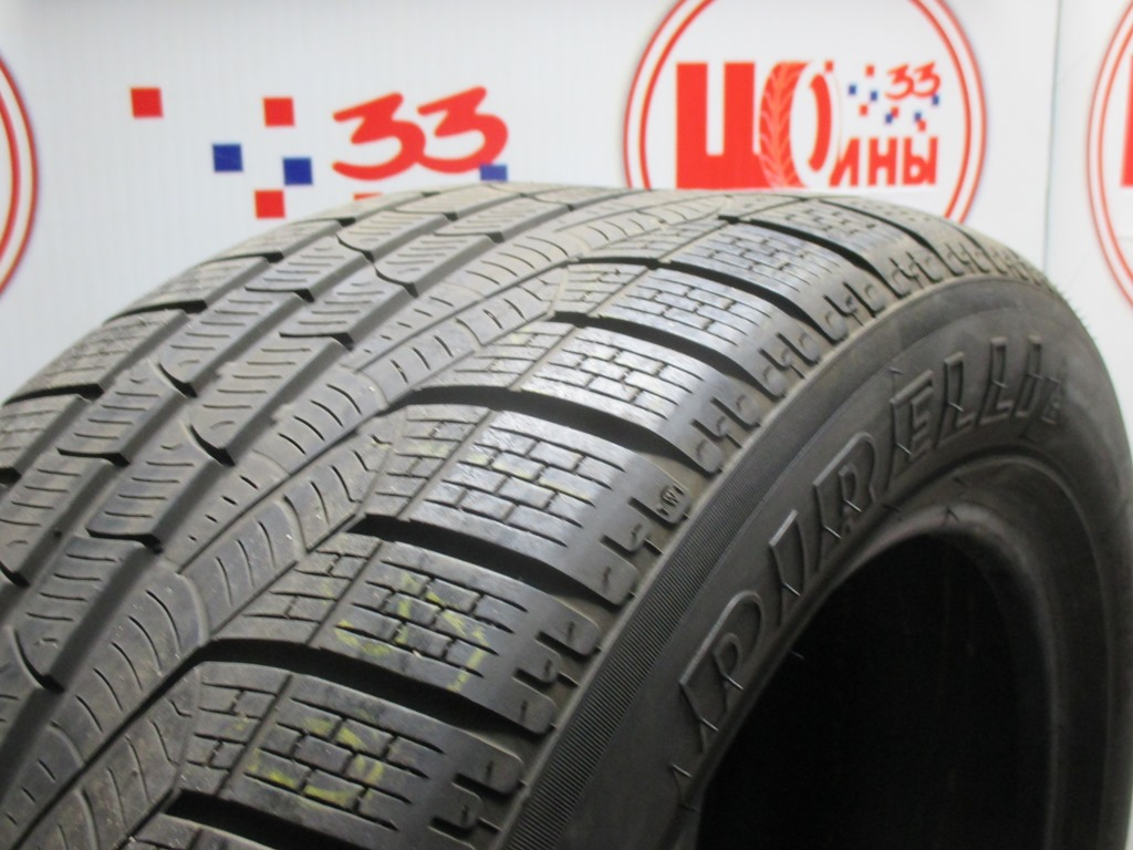 Б/У 235/50 R17 Зима PIRELLI Sottozero-2 Winter-240 Кат. 3