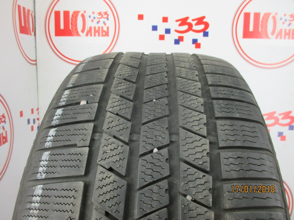 Б/У 295/35 R21 Зима CONTINENTAL C.Cross Contact Winter Кат. 5