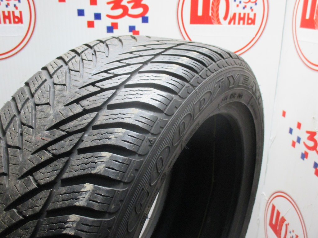 Б/У 245/45 R17 Зима GOODYEAR Eagle Ultra Grip GW-3 RSC Кат. 4
