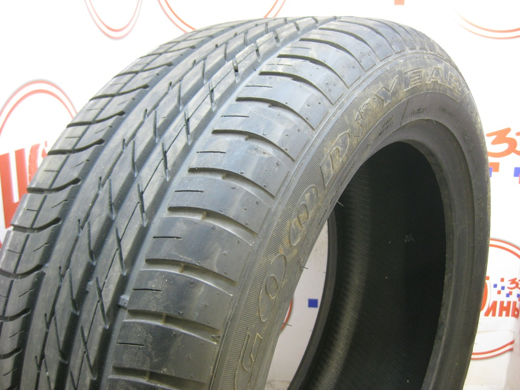 Б/У 255/50 R19 Лето GOODYEAR Eagle F-1 Asymmetric RSC Кат. 1