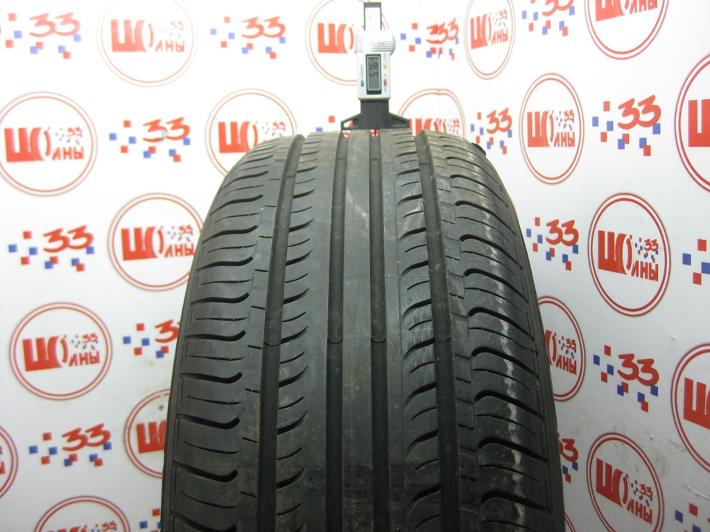 Б/У 225/55 R18 Лето HANKOOK Optimo K-415 Кат. 3