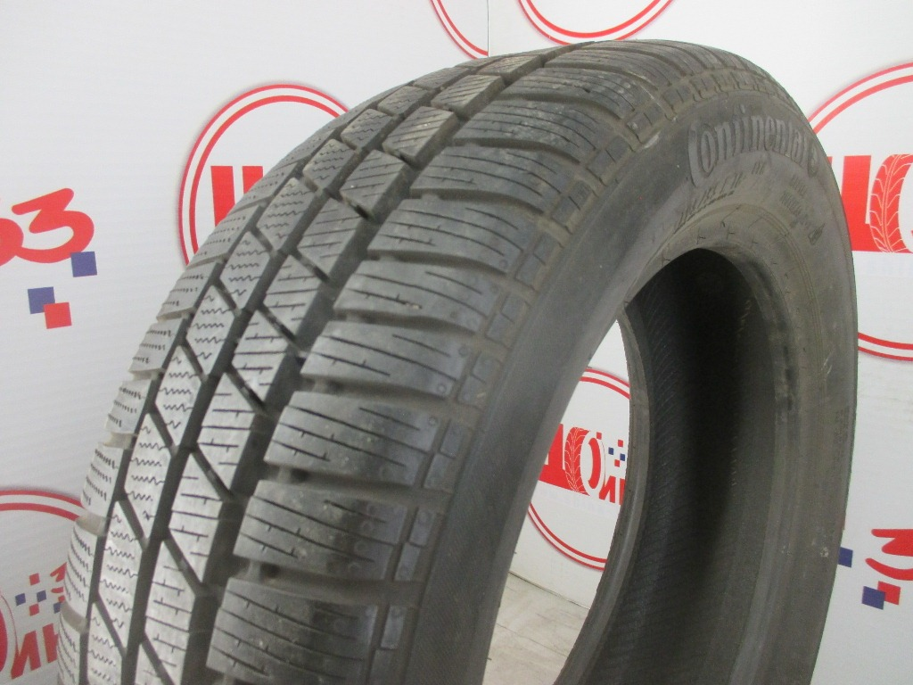 Б/У 195/55 R16 Зима CONTINENTAL C.Winter Contact TS-810S RSC Кат. 3
