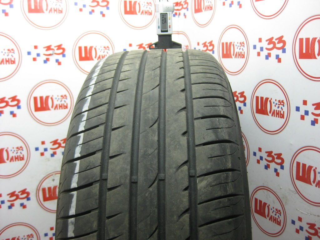 Б/У 225/60 R17 Лето HANKOOK Optimo K-415 Кат. 4