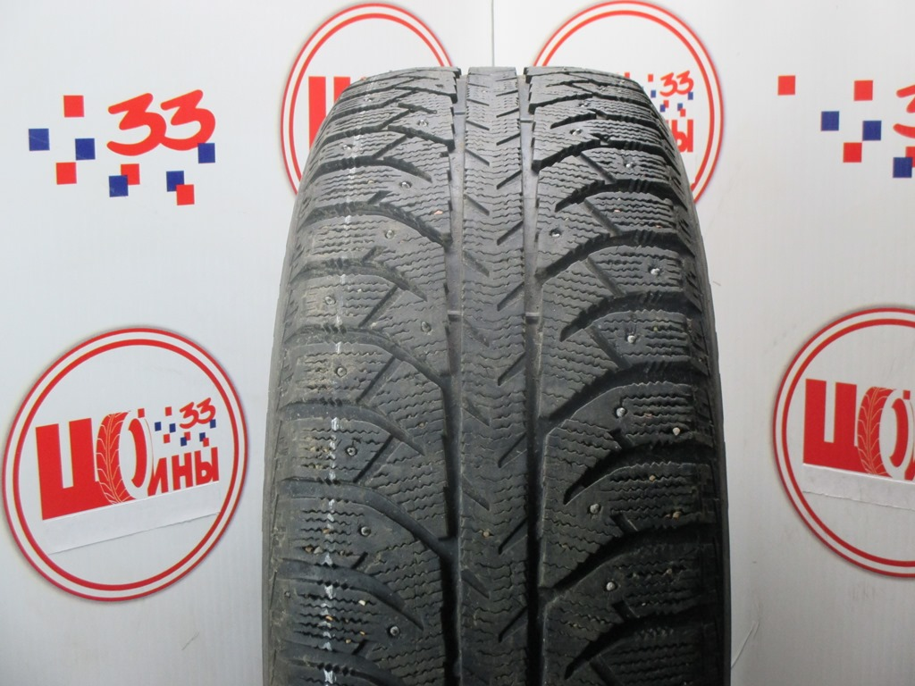 Б/У 265/60 R18 Зима Шипы  BRIDGESTONE IC-7000 Кат. 3