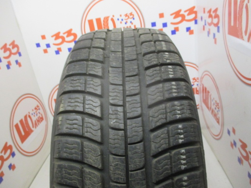 Б/У 185/55 R15 Зима MICHELIN Alpin A-2 Кат. 4